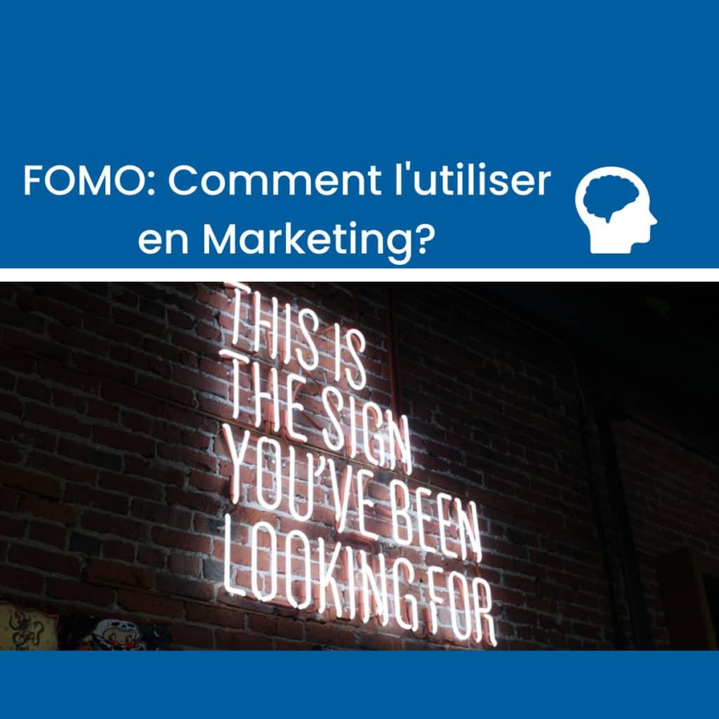 FOMO Marketing