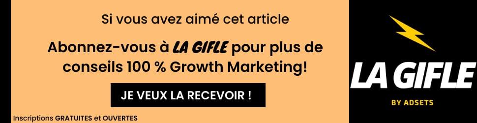 La Gifle Newsletter
