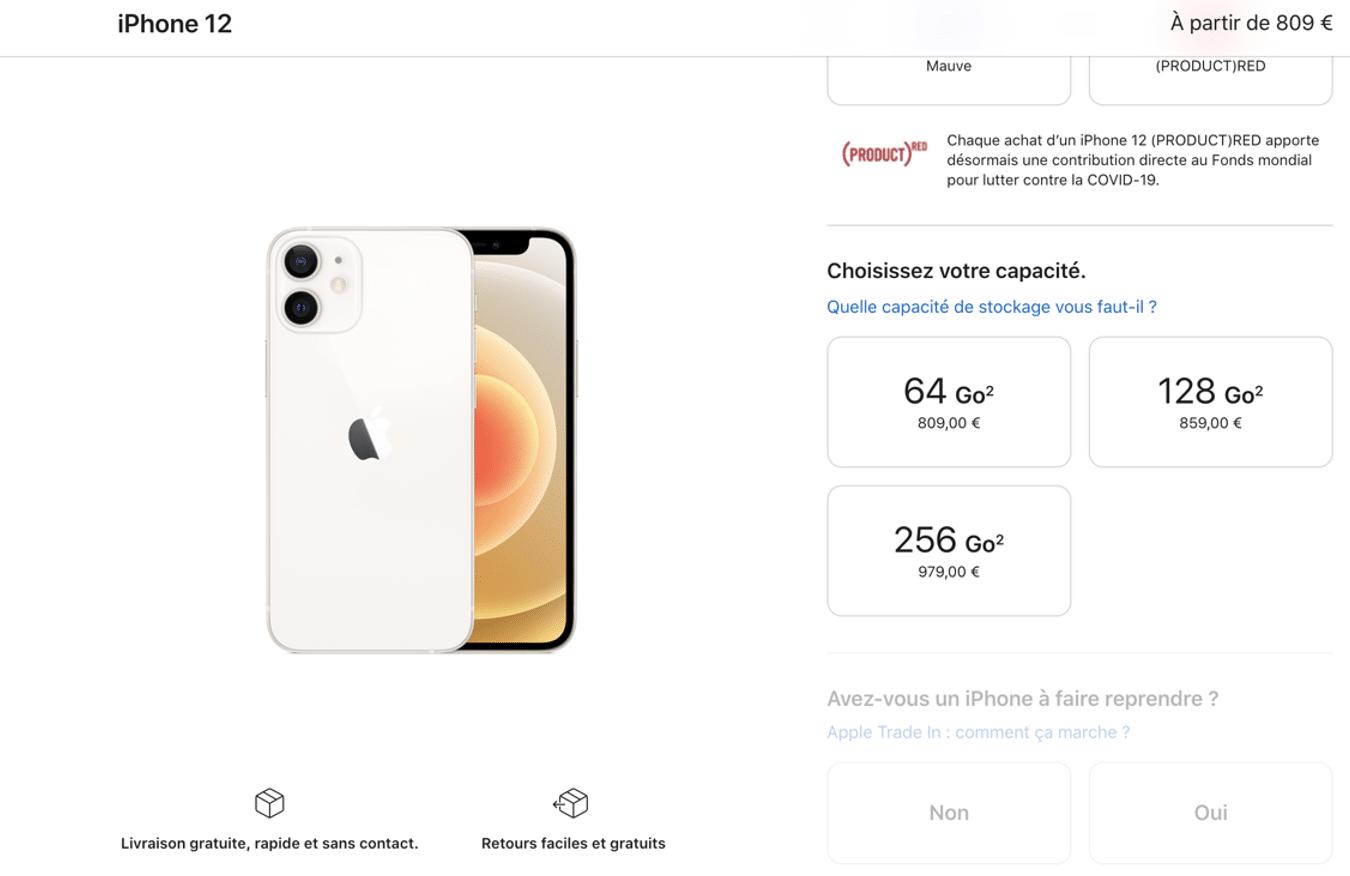 L'effet de leurre d'Apple