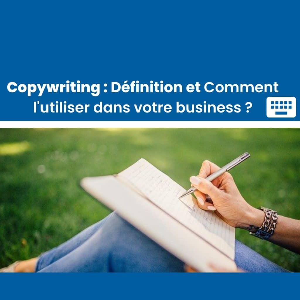 Copywriting définition